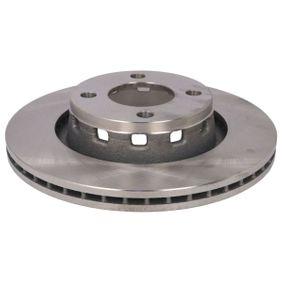 ABE Bremsscheibe C3A015ABE für AUDI 80 Avant (8C, B4) 2.0 E 16V ab Baujahr 02.1993, 140 PS