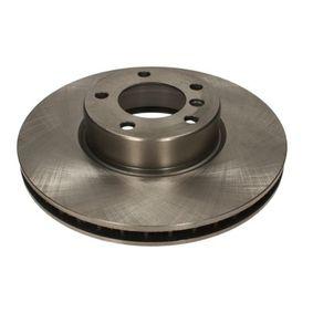 Bremsscheibe Bremsscheibendicke: 29,9mm, Lochanzahl: 5, Ø: 324mm mit OEM-Nummer 34 11 1 1658 59
