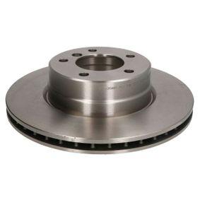 Bremsscheibe Bremsscheibendicke: 24mm, Lochanzahl: 5, Ø: 310mm mit OEM-Nummer 3411 6764 021