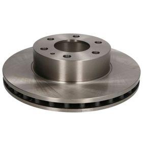 Bremsscheibe Bremsscheibendicke: 28mm, Lochanzahl: 6, Ø: 300mm, Ø: 300mm mit OEM-Nummer 299 6131