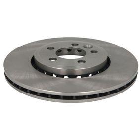 Disco freno (C3K012ABE) per per Pezzo per Bloccaggio ROVER 75 (RJ) 1.8 dal Anno 02.1999 120 CV di ABE