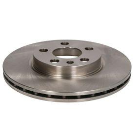 Disco freno (C3P013ABE) per per Lampadina Luce Posteriore di Stop FIAT SCUDO Furgonato (220L) 2.0 JTD 16V dal Anno 05.1999 109 CV di ABE