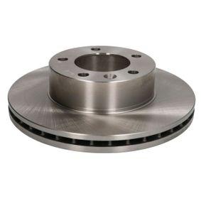 Bremsscheibe Bremsscheibendicke: 28mm, Lochanzahl: 5, Ø: 305,5mm mit OEM-Nummer 9111 038