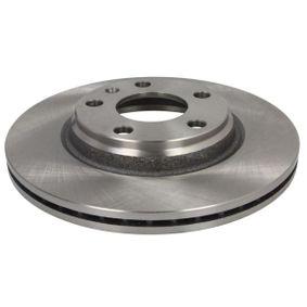 ABE Bremsscheibe C3W016ABE für AUDI A4 (8E2, B6) 1.9 TDI ab Baujahr 11.2000, 130 PS