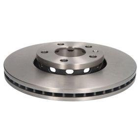 ABE Bremsscheibe C3W018ABE für AUDI A4 (8E2, B6) 1.9 TDI ab Baujahr 11.2000, 130 PS