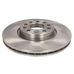 Bremsscheibe Bremsscheibendicke: 25,0mm, Lochanzahl: 5, Ø: 312mm mit OEM-Nummer 1K0 615301AA