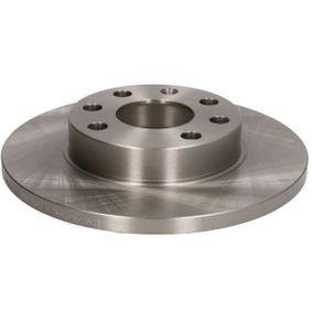 ABE Disco de travão C3X001ABE com códigos OEM 569030
