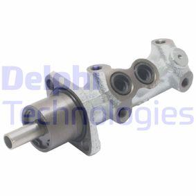 Brake Master Cylinder LM70351 PUNTO (188) 1.2 16V 80 MY 2006