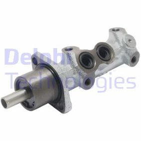 Brake Master Cylinder LM70351 PUNTO (188) 1.2 16V 80 MY 2000