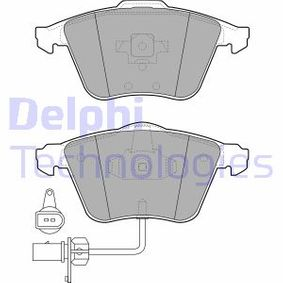 Bremsbelagsatz, Scheibenbremse Höhe: 73mm, Dicke/Stärke 2: 20mm mit OEM-Nummer 8E0698151C
