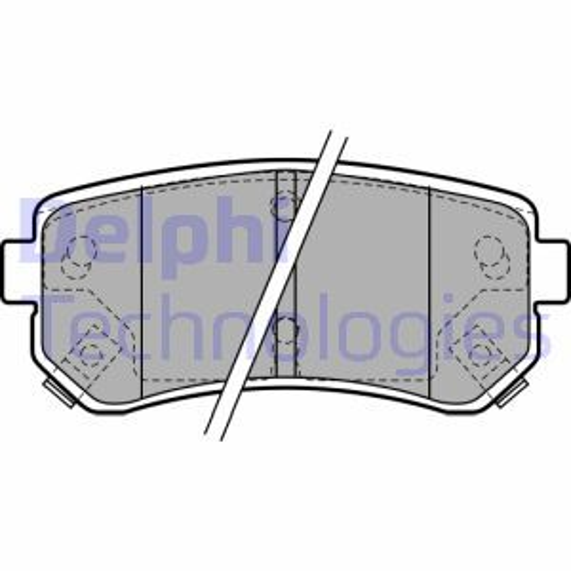 Disk Pads DELPHI D11578267 expert knowledge