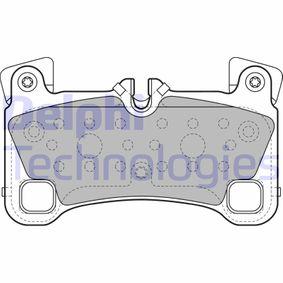 Bremsbelagsatz, Scheibenbremse Art. Nr. LP2118 120,00€