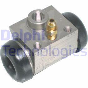 Wheel Brake Cylinder LW10100 PUNTO (188) 1.2 16V 80 MY 2004