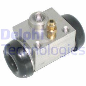 Wheel Brake Cylinder LW10101 PUNTO (188) 1.2 16V 80 MY 2002