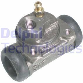 Radbremszylinder Bohrung-Ø: 21mm mit OEM-Nummer 77 01 035 311