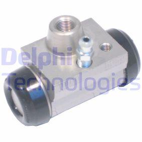 Radbremszylinder Bohrung-Ø: 18mm mit OEM-Nummer 7701047838