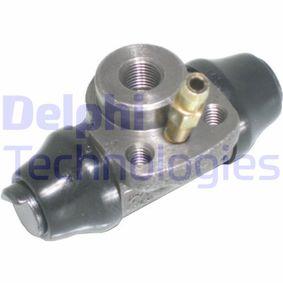 Radbremszylinder Bohrung-Ø: 14mm mit OEM-Nummer 305 611 051 4