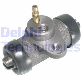Radbremszylinder Bohrung-Ø: 24mm mit OEM-Nummer 211 611 047 D