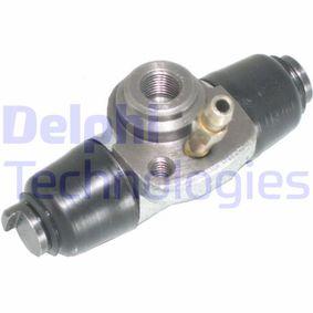 Radbremszylinder Bohrung-Ø: 14mm mit OEM-Nummer 1H0 611 053 B