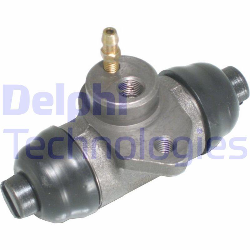 DELPHI  LW45511 Radbremszylinder Bohrung-Ø: 25mm