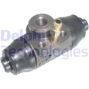 Radbremszylinder Bohrung-Ø: 19mm mit OEM-Nummer 861611053