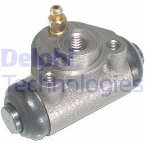 Radbremszylinder Bohrung-Ø: 19mm mit OEM-Nummer 7696710