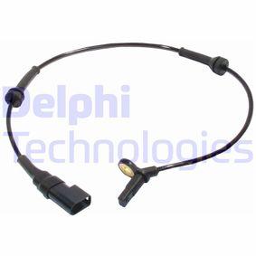 Sensor, Raddrehzahl mit OEM-Nummer 98AG 2B372 AE