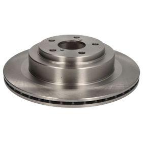Bremsscheibe Bremsscheibendicke: 18mm, Lochanzahl: 5, Ø: 290mm mit OEM-Nummer 26700 AE070
