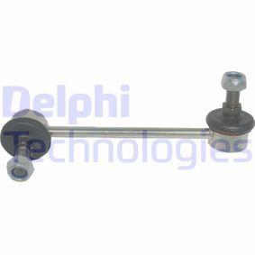 DELPHI  TC1337 Koppelstange Länge: 190mm