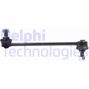Rod / Strut, stabiliser Length: 275mm with OEM Number 54830 2H200