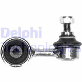 DELPHI  TC449 Koppelstange Länge: 101,5mm