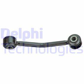 DELPHI  TC891 Koppelstange Länge: 198mm