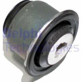 DELPHI  TD360W Lagerung, Lenker Ø: 45mm, Innendurchmesser 2: 12,2mm