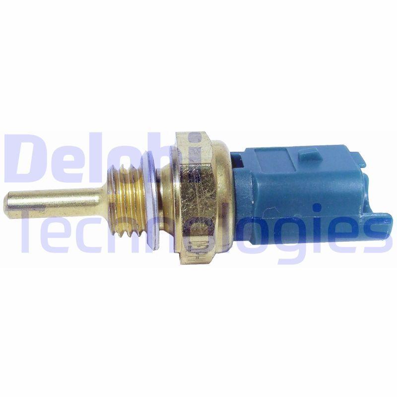 DELPHI  TS10252 Sensor, temperatura del refrigerante Ancho llave: 19mm