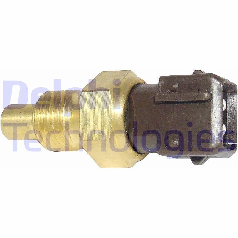 DELPHI  TS10268 Sensor, temperatura del refrigerante Ancho llave: 19mm