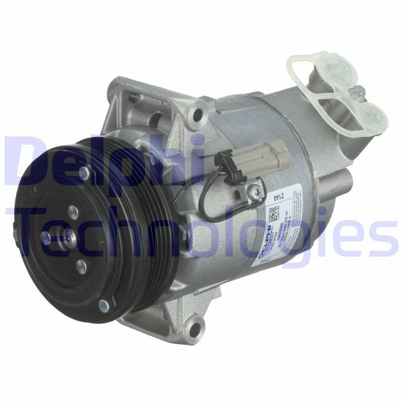 Klimaanlage Kompressor DELPHI TSP0155449 Bewertung