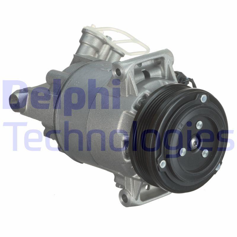 Kältemittelkompressor DELPHI TSP0155449 Erfahrung