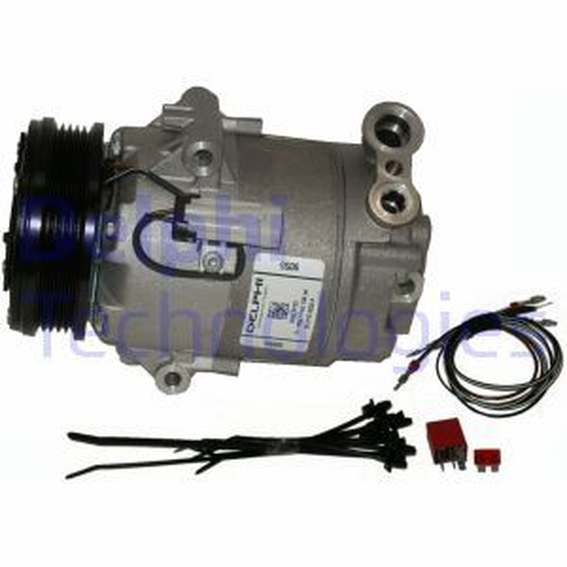 Kompressor, Klimaanlage TSP0155458 DELPHI TSP0155458 in Original Qualität