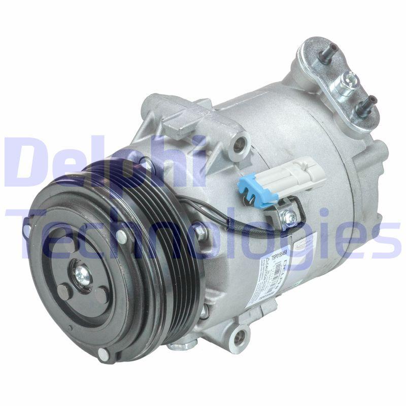 Kältemittelkompressor DELPHI TSP0155458 Erfahrung