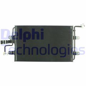 Kondensator, Klimaanlage TSP0225113 Golf 4 Cabrio (1E7) 1.6 Bj 2000
