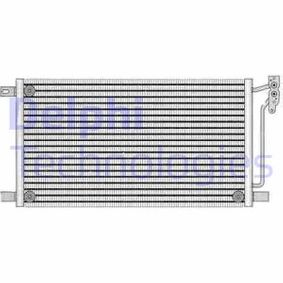 Kondensator, Klimaanlage TSP0225236 3 Limousine (E46) 320d 2.0 Bj 2003