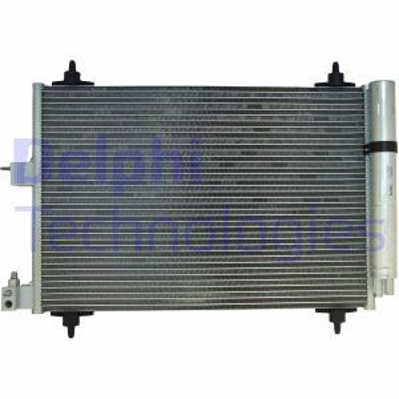 DELPHI  TSP0225411 Kondensator, Klimaanlage