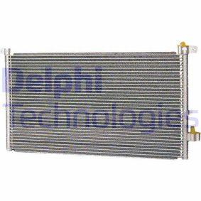 Kondensator, Klimaanlage TSP0225473 MONDEO 3 Kombi (BWY) 2.0 TDCi Bj 2001