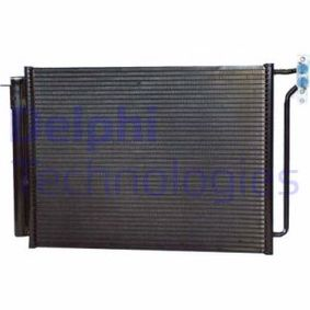 Kondensator, Klimaanlage TSP0225485 X5 (E53) 3.0 d Bj 2006
