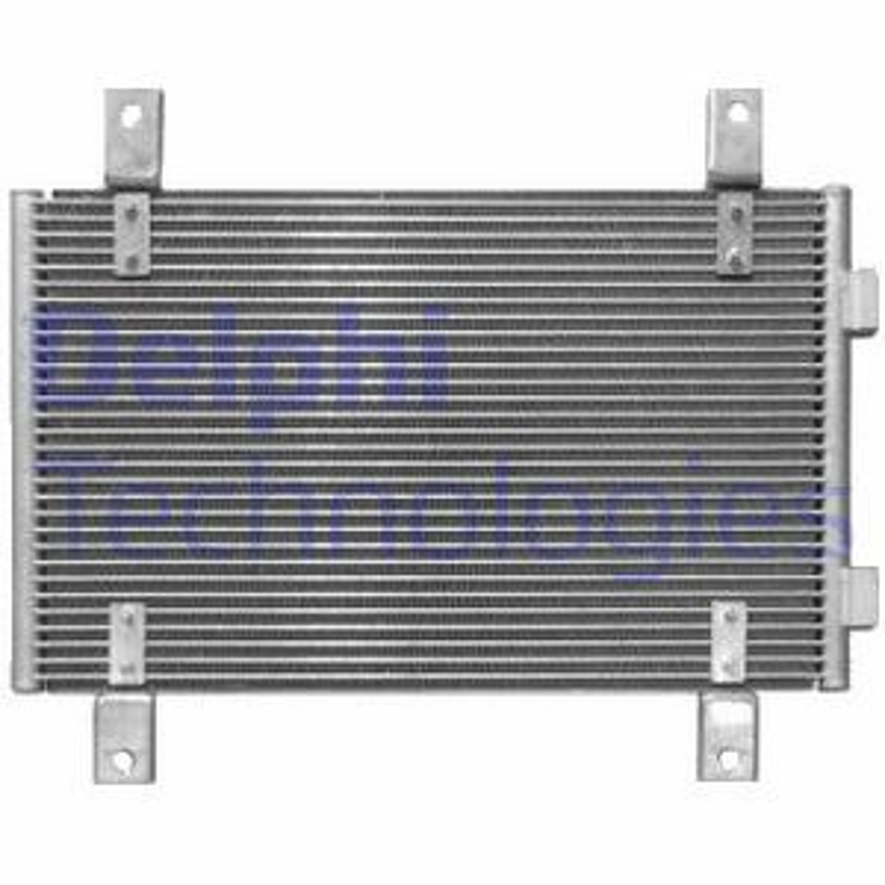 DELPHI  TSP0225514 Kondensator, Klimaanlage