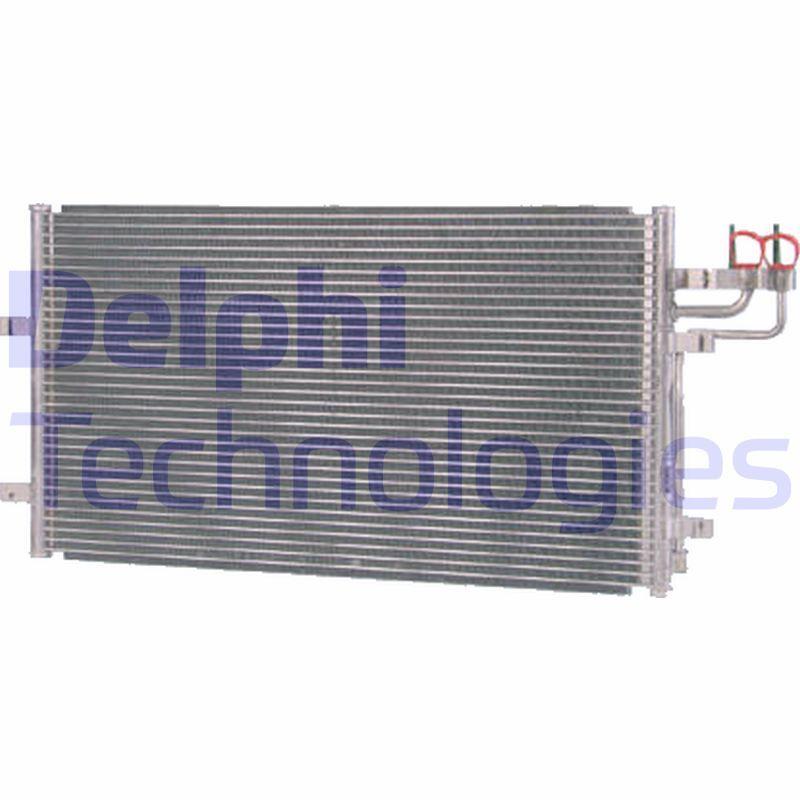 DELPHI  TSP0225520 Kondensator, Klimaanlage