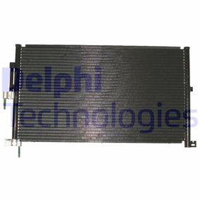 DELPHI  TSP0225524 Kondensator, Klimaanlage