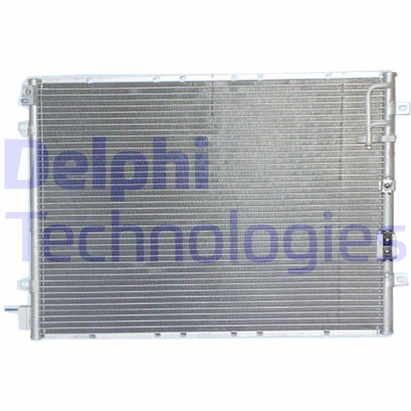 DELPHI  TSP0225525 Kondensator, Klimaanlage