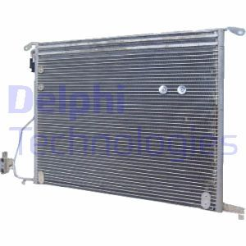 DELPHI  TSP0225529 Kondensator, Klimaanlage