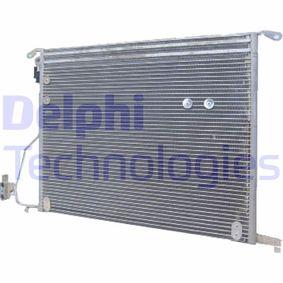 Kondensator, Klimaanlage mit OEM-Nummer 220 500 07 54